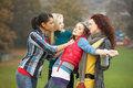 group-female-teenagers-bullying-girl-13670932